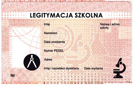e-Legitymacja Uczniowska
